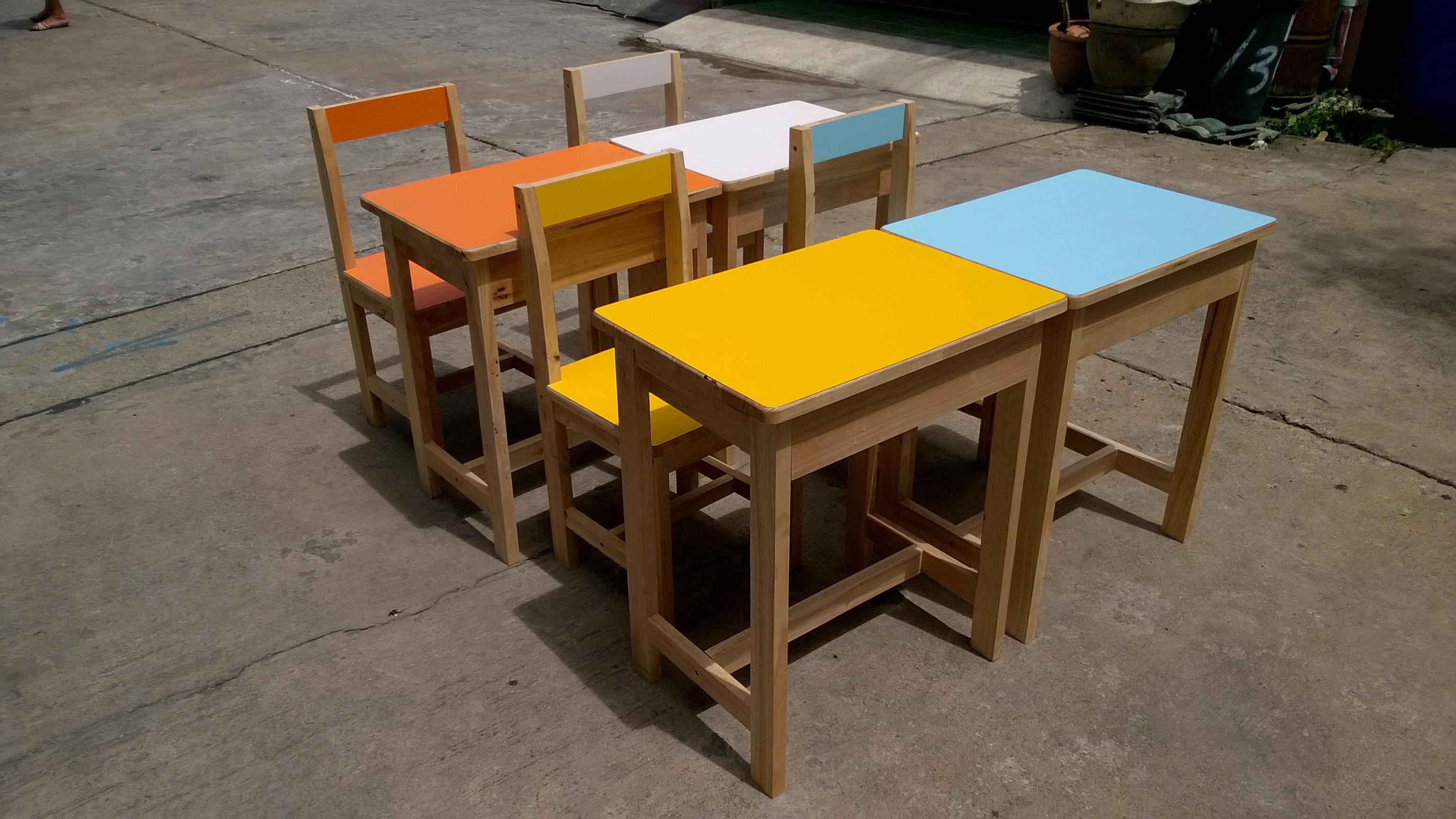 โต๊ะนักเรียน ประถม โต๊ะนักเรียนอนุบาล โต๊ะนักเรียนมัธยม