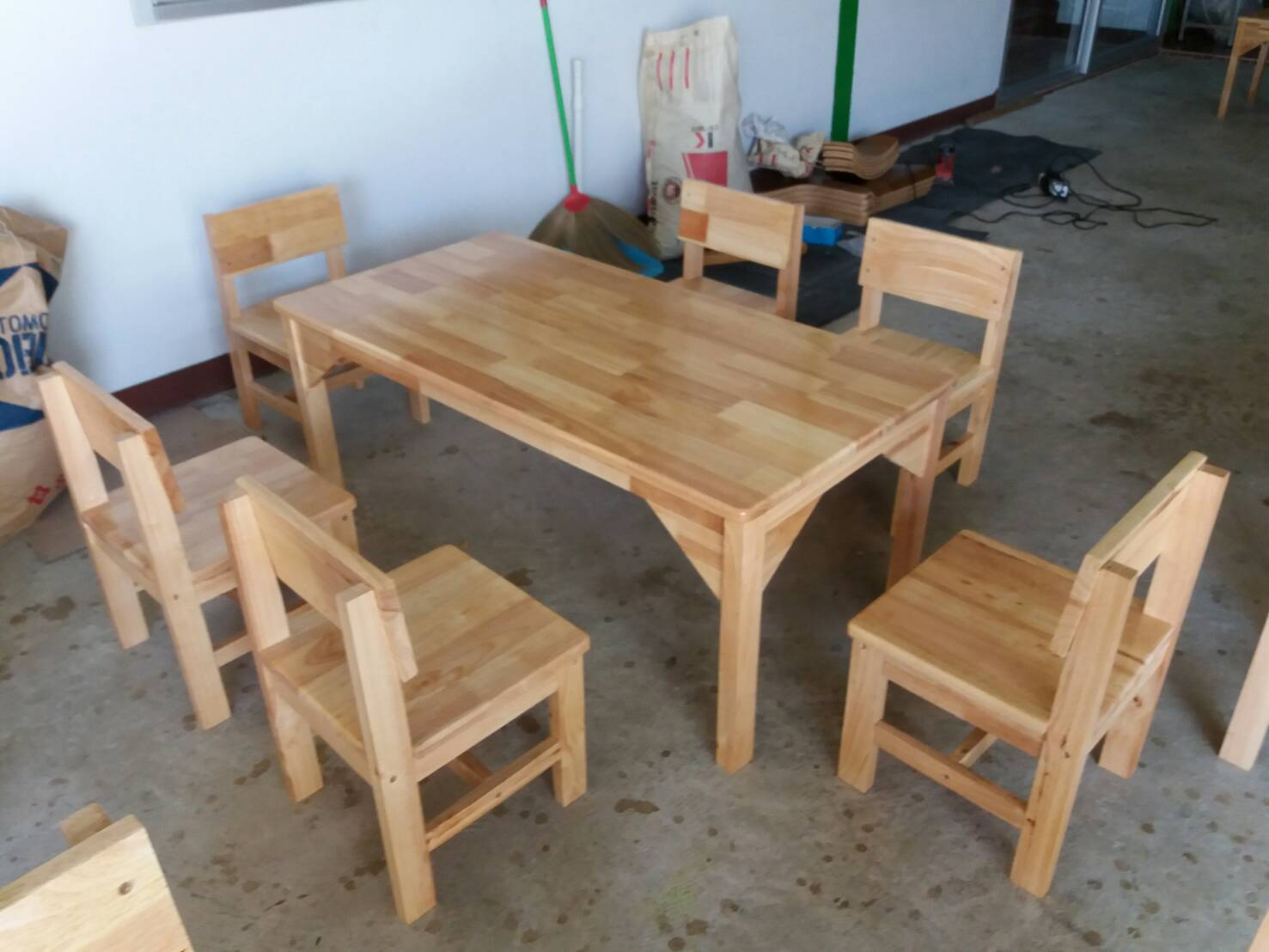 โต๊ะเรียน อนุบาล