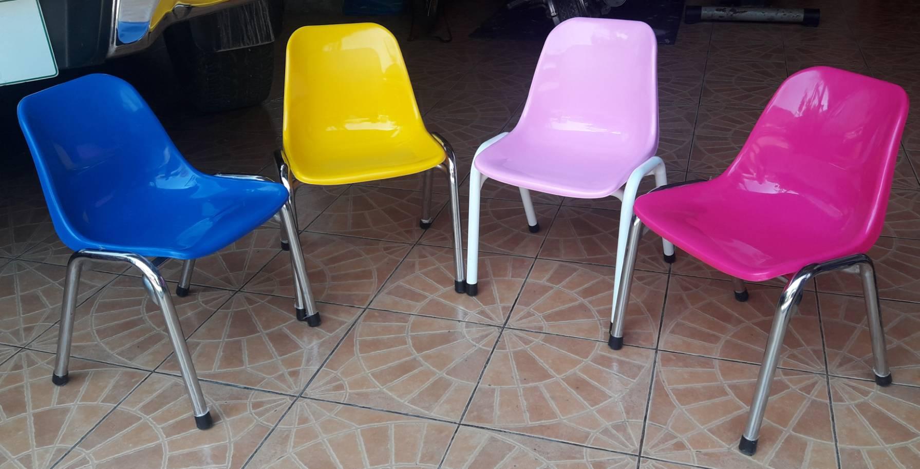 เก้าอี้ โพลีเด็ก